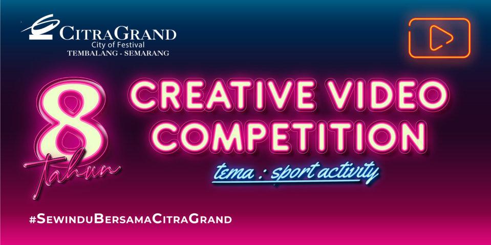 pendaftaran vlog competition CitraGrand